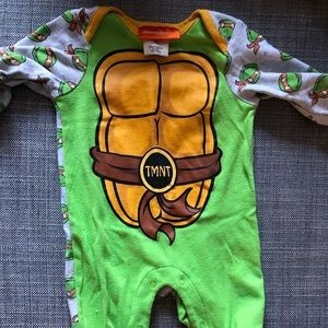 Nickelodeon Ninja Turtles Sleeper